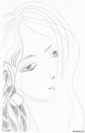 Женские образы на острие карандаша