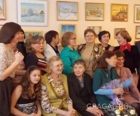 Выставка учеников Н. Нигметзяновой