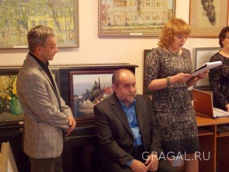 Выставка картин Радика Мингазова