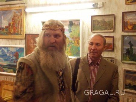 Визит Челнинских художников в наш город