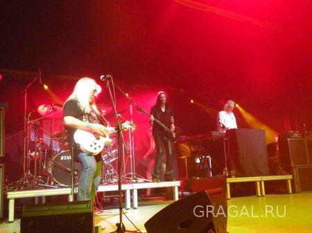 Фоторепортаж с концерта URIAH HEEP