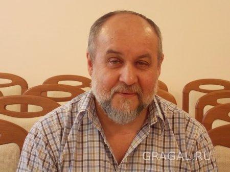 Чистополь в лицах. Рафаил Хисамов